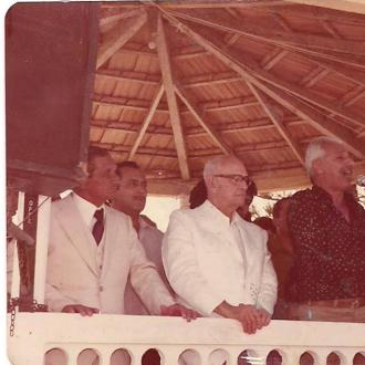 Coreto de Barra do Itabapoana Patrimônio Cultural - Bens Tombados em SFI