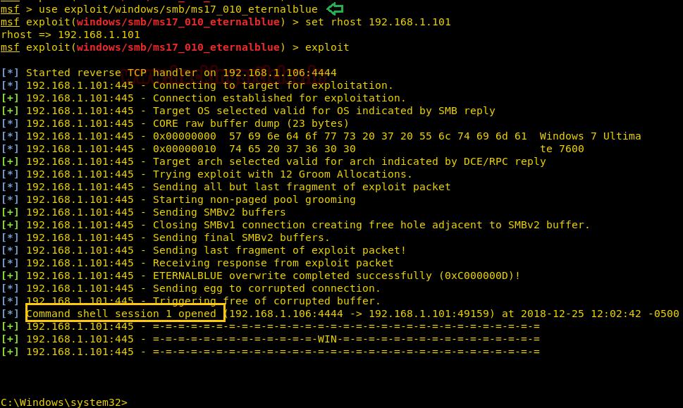 Microsoft Windows Rpc Exploit Metasploit