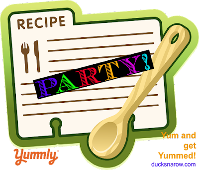 blog hop, link party