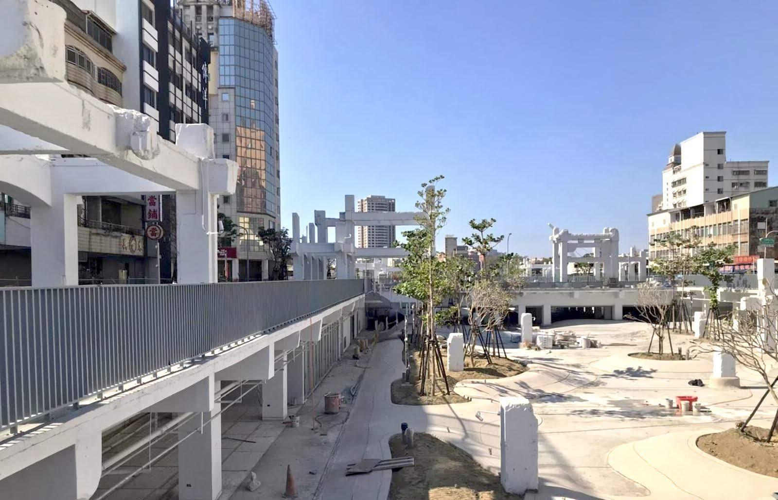 復活!台南中國城重建定名「河樂」廣場|2019年底完工、最快2020/2底前開放|世界7大令人期待的公園