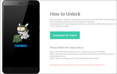 Xiaomi Mi 5 (Unlock) Bootloader Kilidini Kaldırmak
