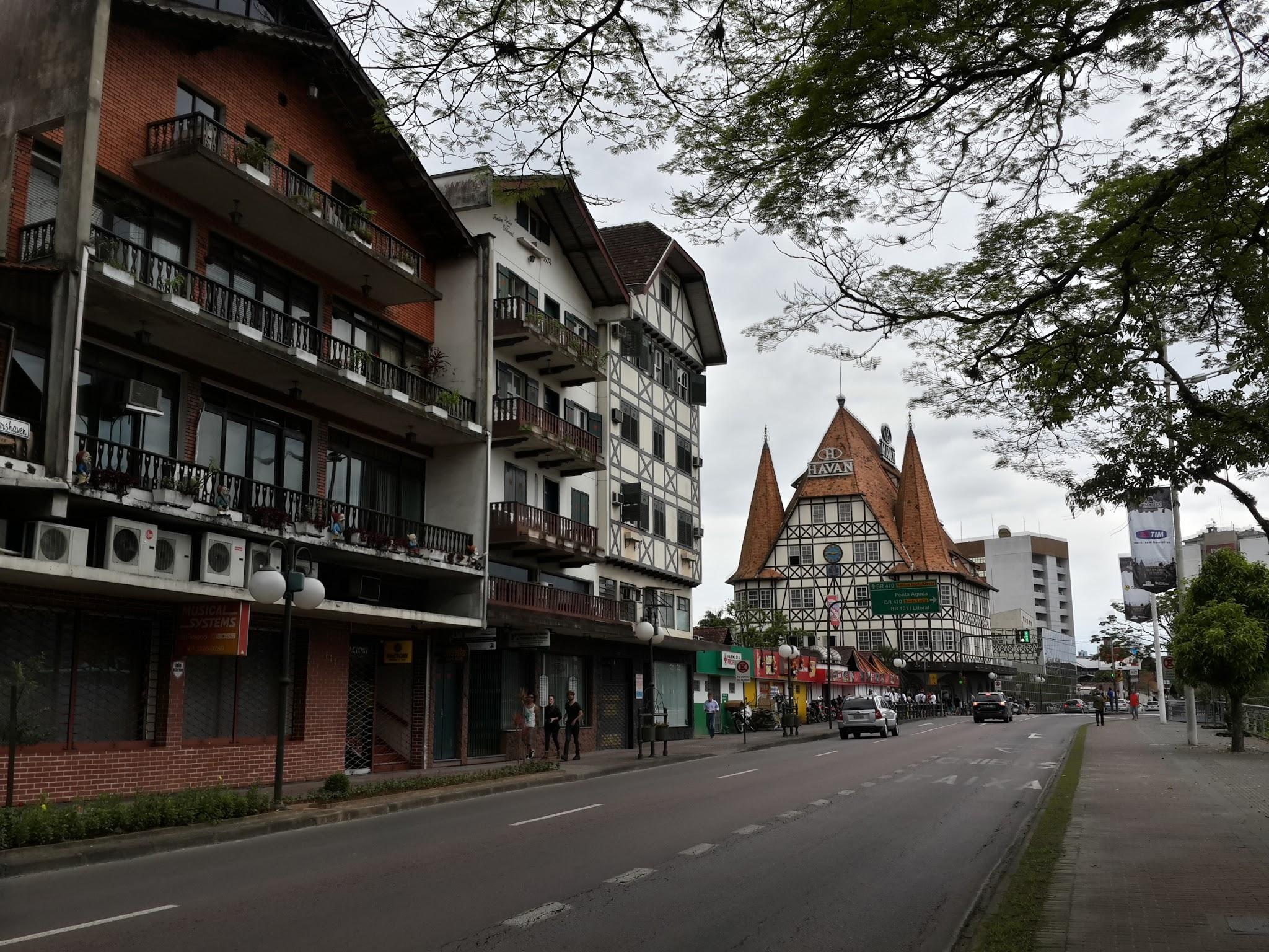 Blog Apaixonados por Viagens - Blumenau