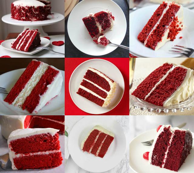 أسهل وأطيب وصفة لعمل الكيكة الحمراء، الكعكة الحمراء المخملية، كيكة الرد فلفات بسهولة في المنزل!