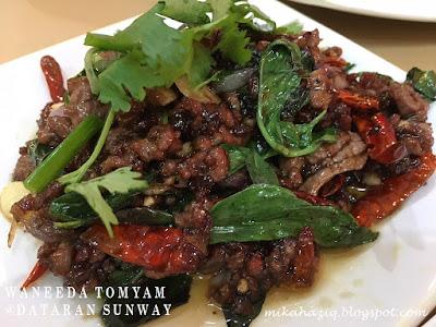 beef basil thai