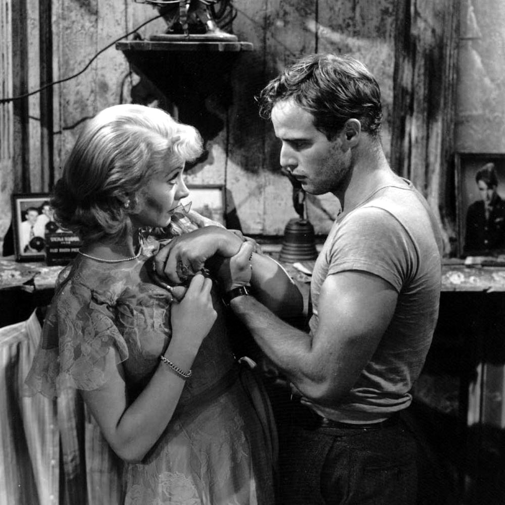 a streetcar named desire relationship between stella and stanley