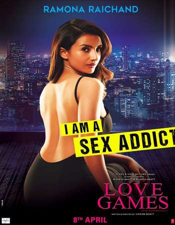 Poster Of Love Games 2016 Hindi 720p DVDScr Free Download Watch Online