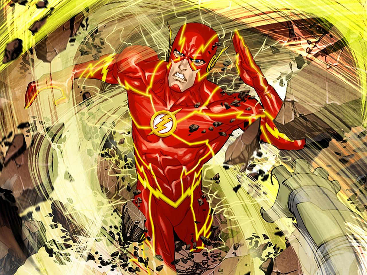 Flash pode ter gravações iniciadas em 2021