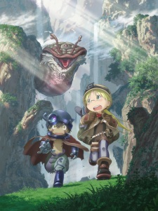 Ver Made in Abyss 05 online HD 720p Sub Español