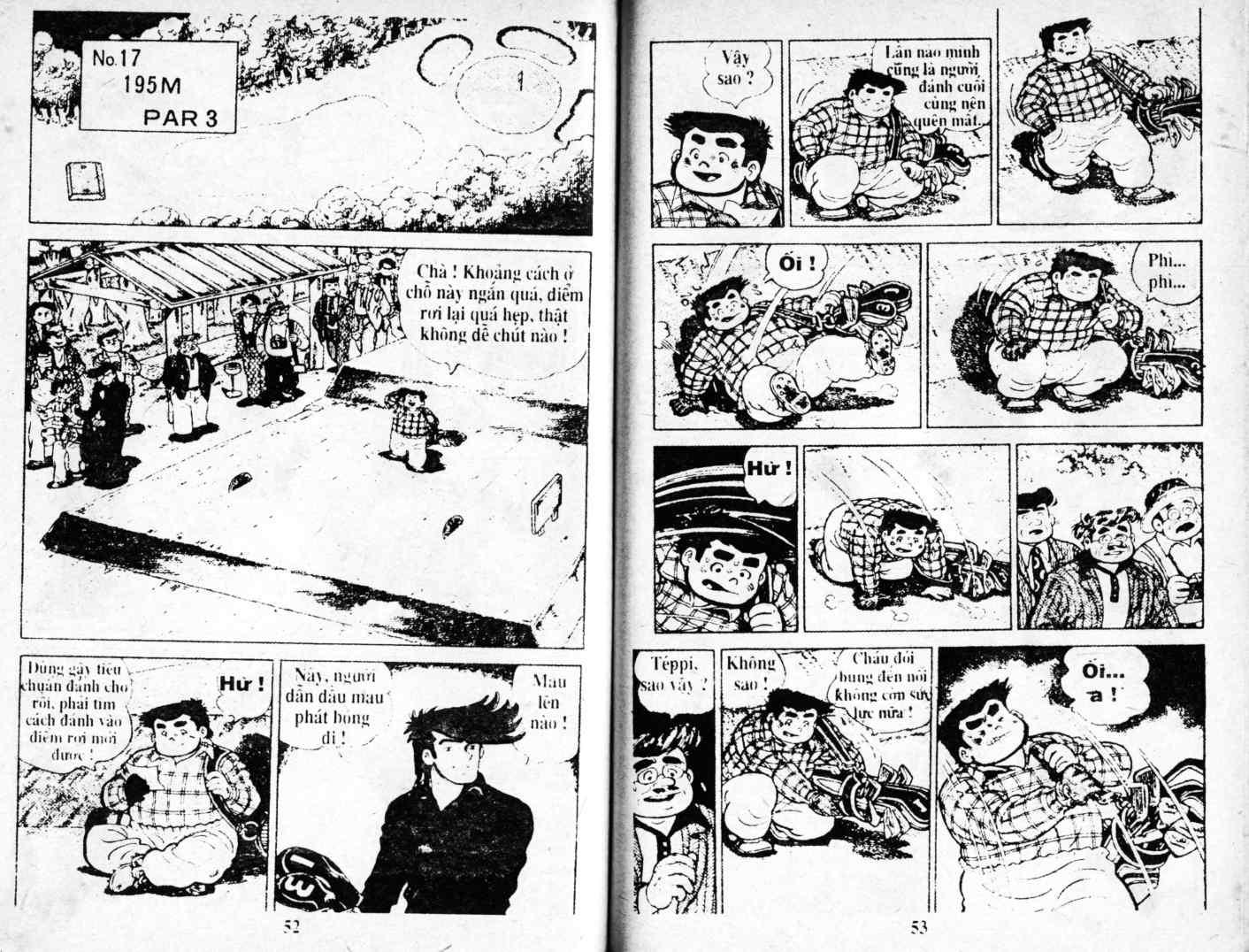 Ashita Tenki ni Naare chapter 4 trang 26