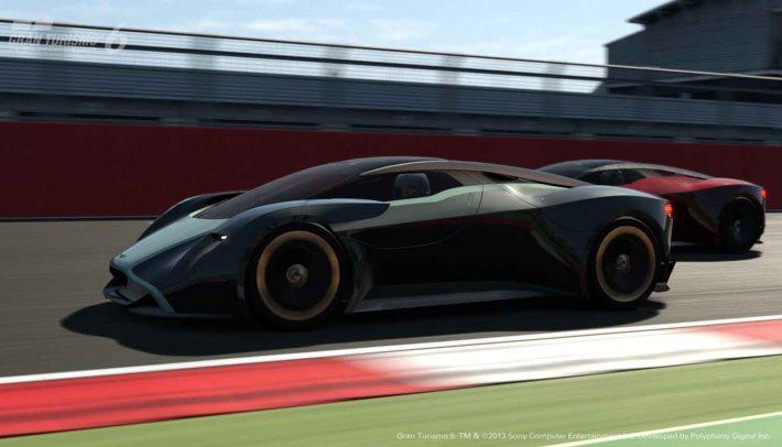 Image 9: Aston Martin DP-100 Vision Gran Turismo