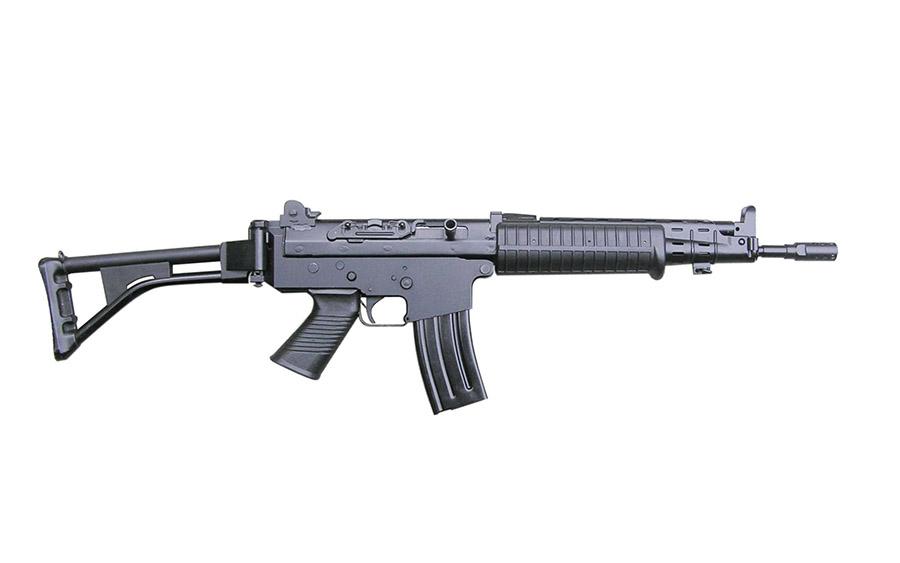 Jenis-jenis Senjata beserta Spesifikasi lengkapnya ...