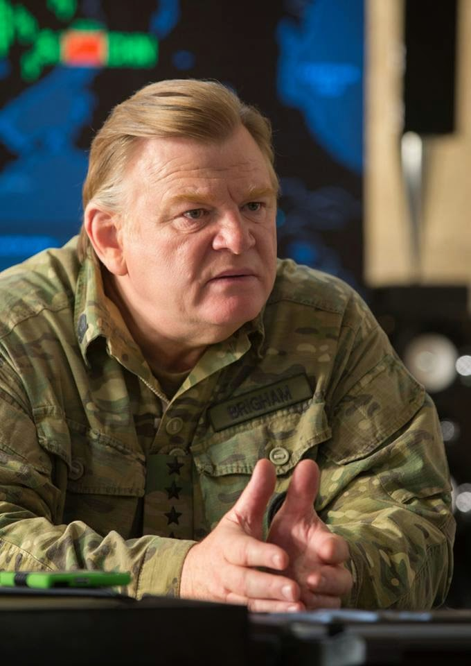 edge of tomorrow brendan gleeson