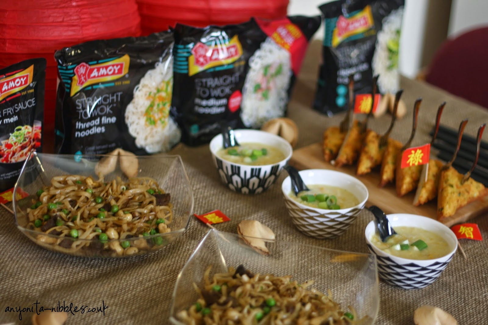 A Gluten Free Chinese Banquet from Anyonita-nibbles.co.uk