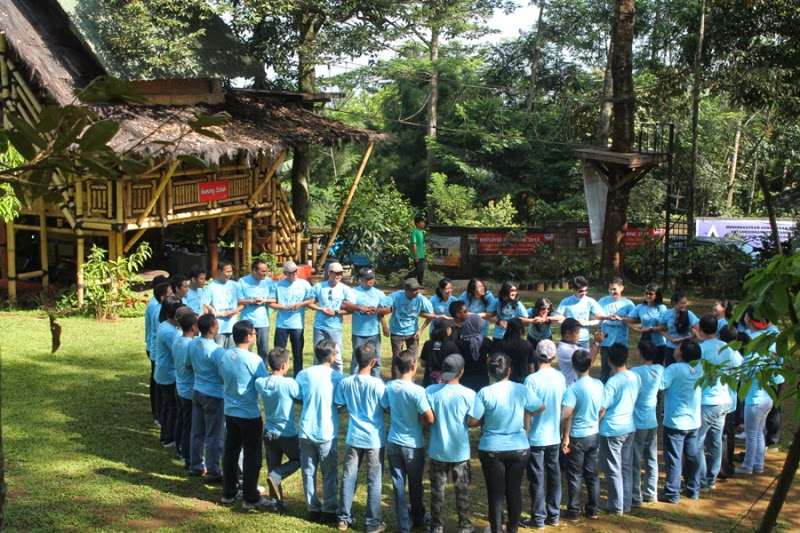 Paket Outbound 1 Hari (One Day)