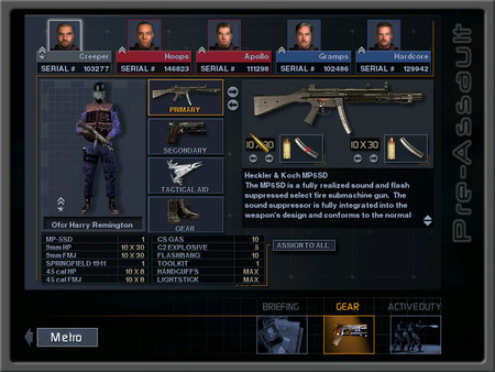 SWAT 3 Tactical Game of the Year Edition Full Version