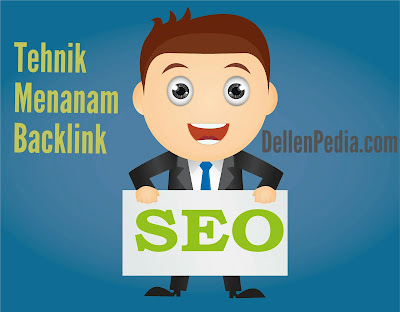 Teknik menanam backlink