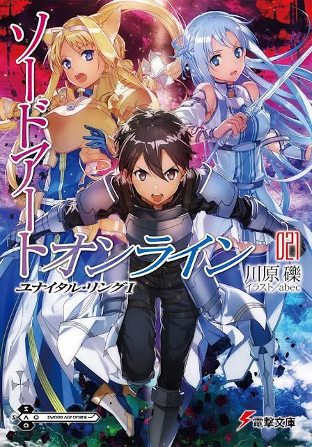 Sword Art Online Volume 21: Unital Ring