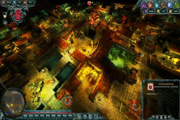 Dungeons Game Of The Year Edition (2012) Full Version PC Game Cracked
