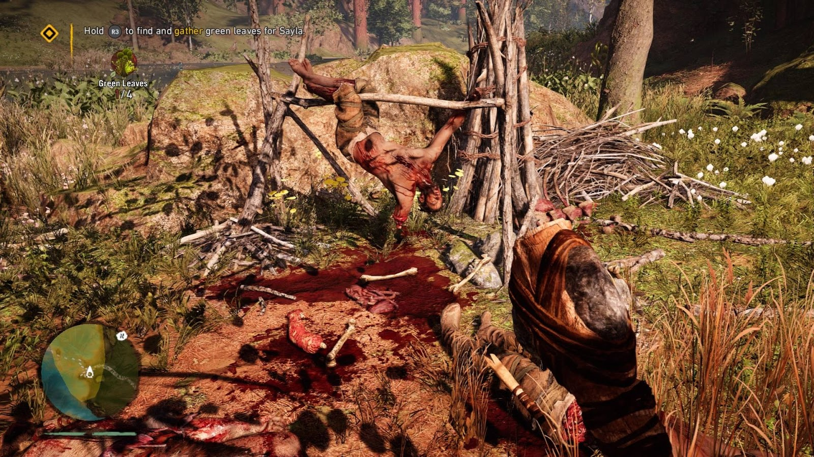 how to beat uii in far cry primal