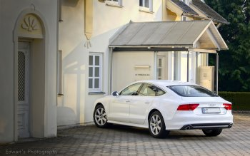 Wallpaper: Audi A7 Quattro