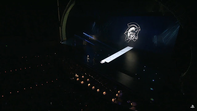 E3 2016: Sony Press Conference Roundup kojima entrance