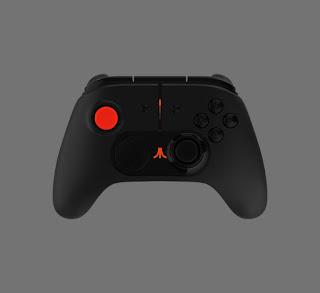 Modern Controller de Atari VCS