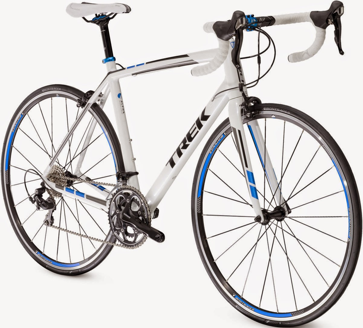 Bumsteads Road and Mountain Bikes: 2014 Trek Madone 2 1 is