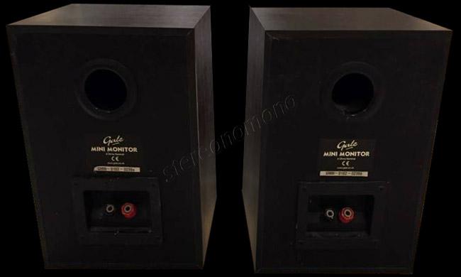 stereonomono - Hi Fi Compendium: Gale Mini Monitor