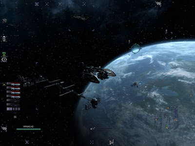 X3: Reunion Game Screenshot 2005