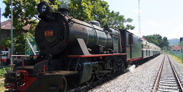 Hasil carian imej untuk Foto keretapi Sabah