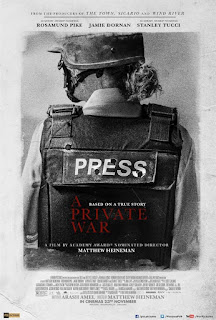 A Private War First Look Poster 2