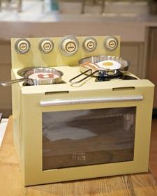 Dapur Mainan Daripada Cardboard Ye Walaupun Dyzhwar Lelaki Tapi Dia Perlu Tahu Umi Akan Pastikan Kena Belajar Memasak Noktah