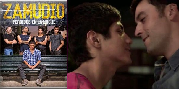 Zamudio, película