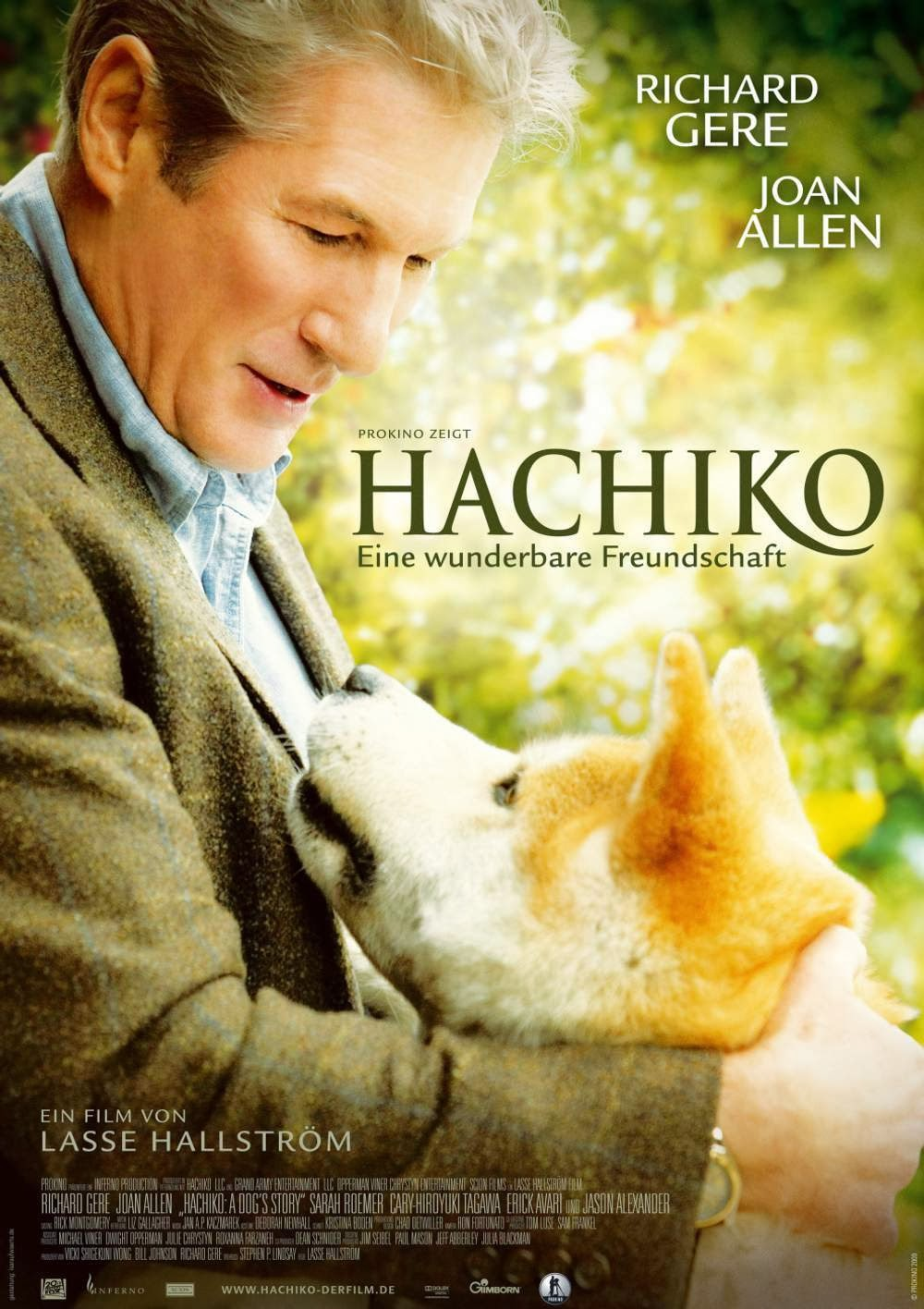 Hachiko film netflix