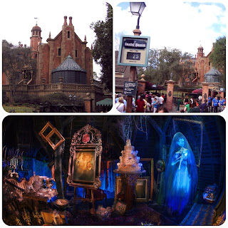 Haunted Mansion - Magic Kingdom
