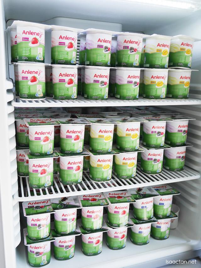 Anlene MoveMax Yoghurt