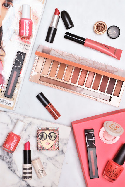 Spring & Summer Make-Up Trend: Red, Orange and Pink - Life Of A Beauty Nerd