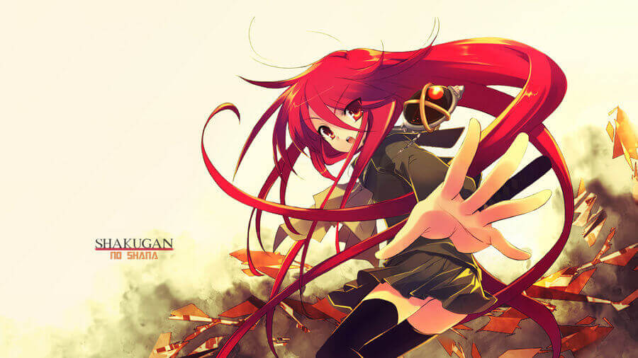 Shakugan no Shana ( Season 3 ) [BD] Sub Indo : Episode 1-24 END batch