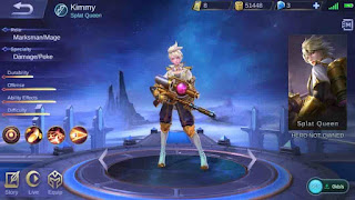 Hero Baru Mobile Legends Kimmy, Build, Skill, Kelebihan dan Kekurangan