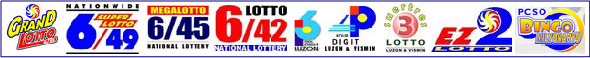 PCSO Lotto Schedules | Lucky Pick Jackpot