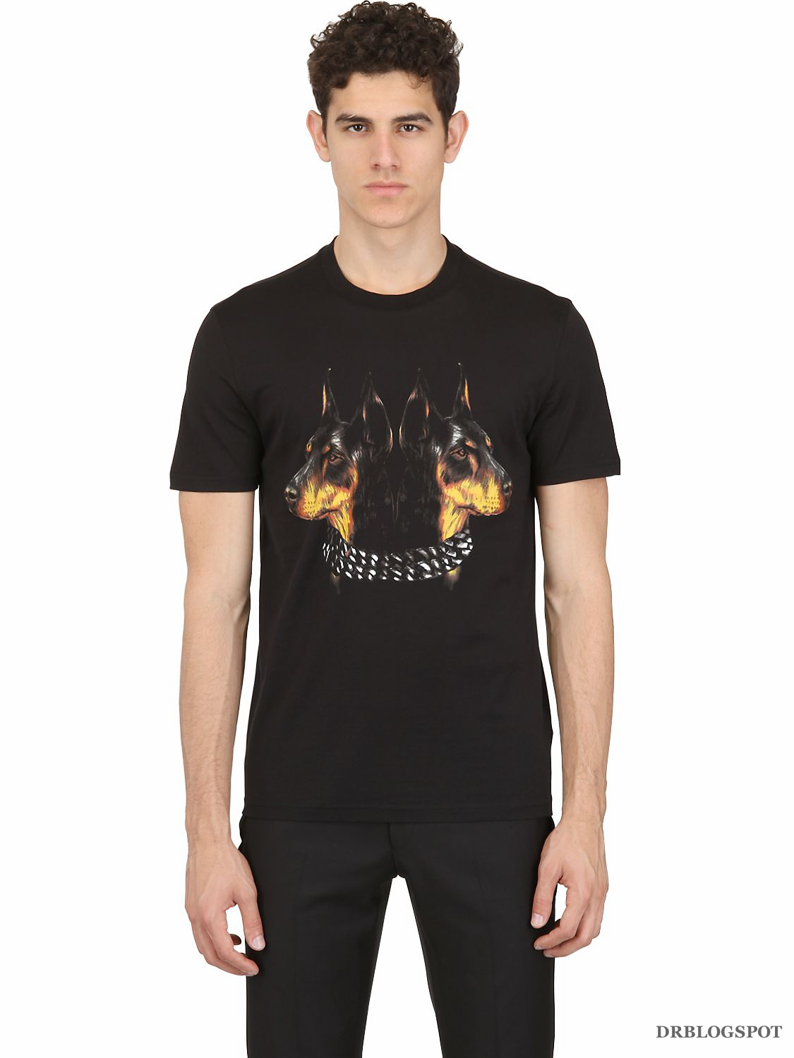 e8847e2da Givenchy Doberman Print Cuban-Fit T-Shirt – Second Kulture