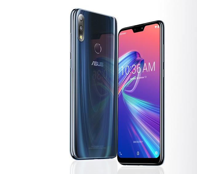 Asus Zenfone Max Pro M2 vs RealMe U1 Design