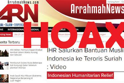 Ustadz Bachtiar Nasir: Hati-hati Terhadap Fitnah Oleh Media arrahmahnews.com, Media Pro Syiah!