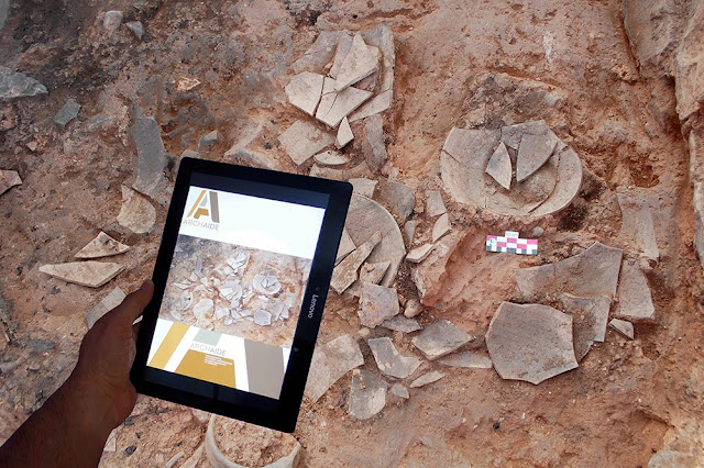 The ArchAIDE project: A technological innovation to serve changing archaeological practice