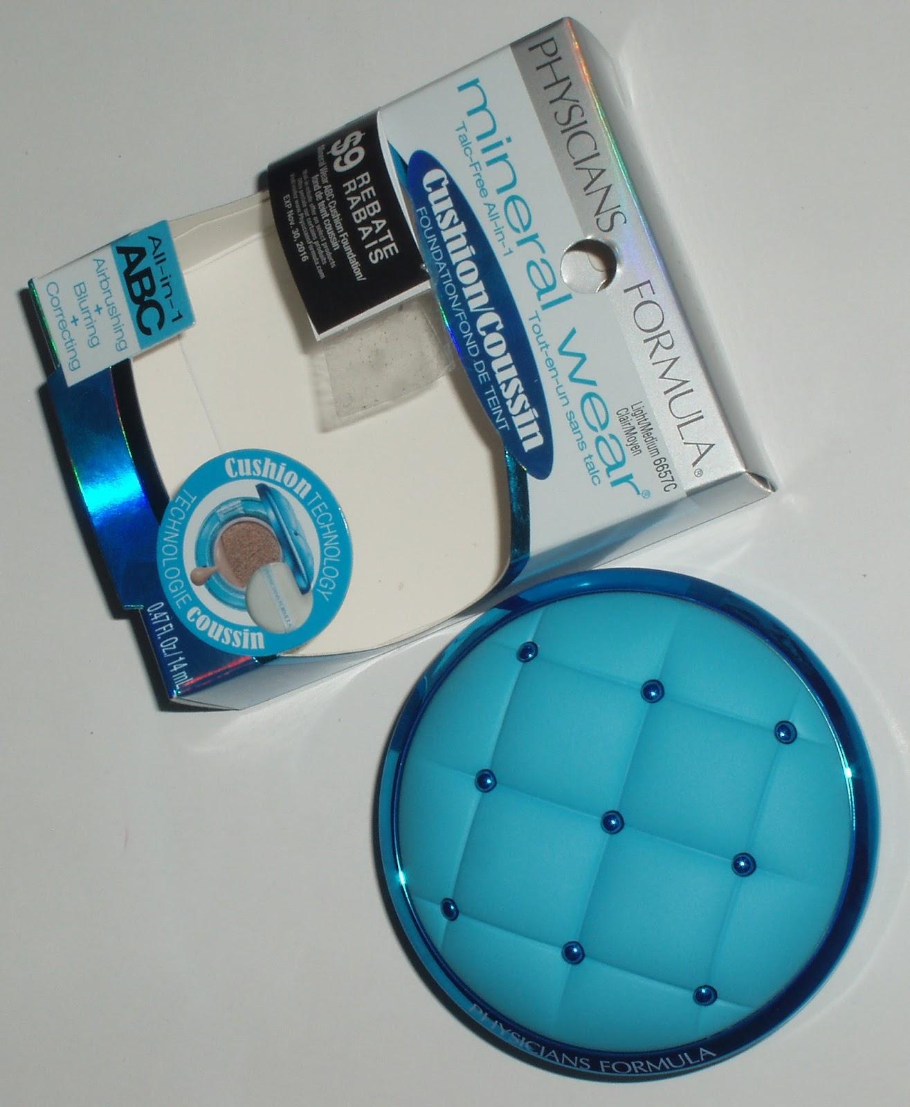 Physicians Formula Abc Cushion Haligonia Ca