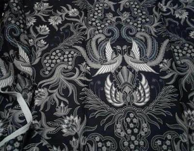 Batik Monokrom