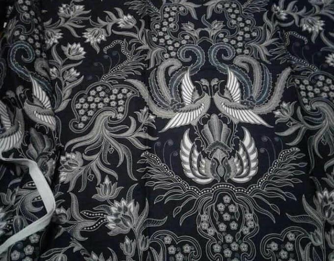 Batik Monokrom dan Batik Kelengan
