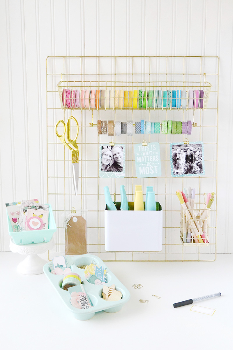 I shared some tips and storage options for craft room organization on Studio 5 recently and along with that Iu0027ve got a giveaway!  sc 1 st  Aly Dosdall & Aly Dosdall: craft room storage u0026 organization: part 1 + a giveaway!