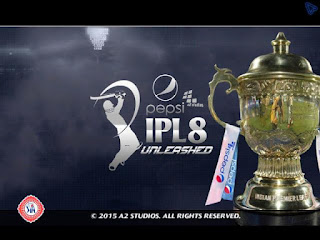 IPL 8 Patch for EA Cricket 07