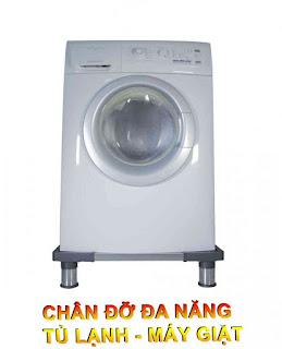 Chân đế máy giặt inox đa năng